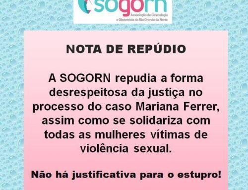 NOTA DE REPÚDIO: caso Mariana Ferrer