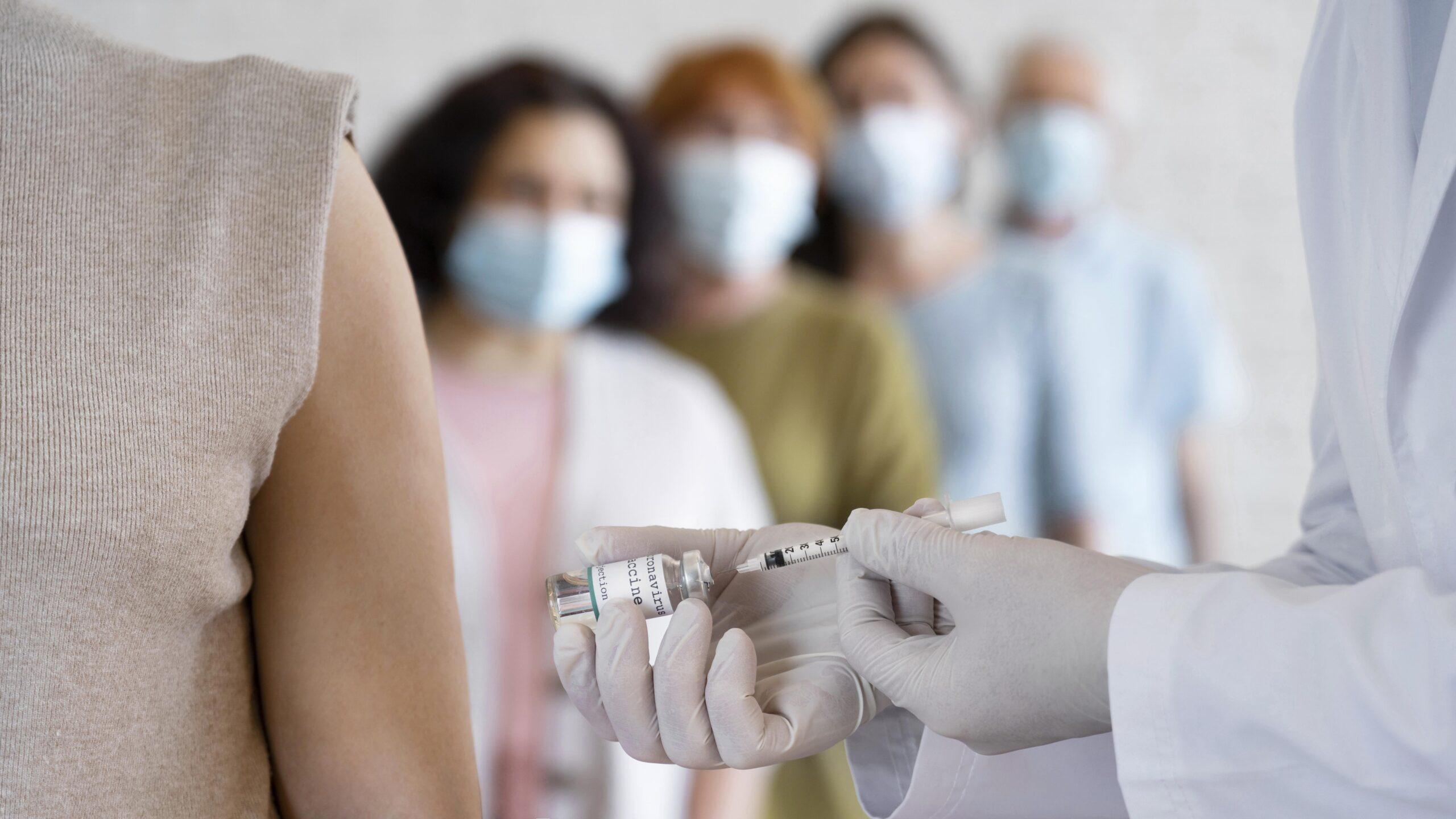 vacinação de grávidas